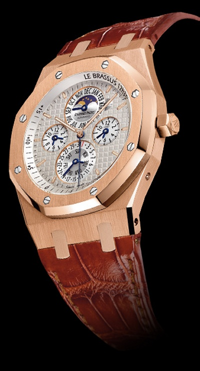 AUDEMARS PIGUET Royal Oak Équation du temps