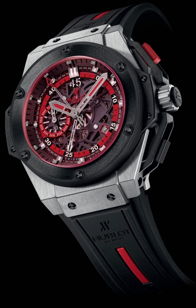 HUBLOT King Power UEFA Euro 2012