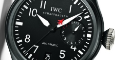"IWC Grande Montre d'aviateur ""Top Gun"""