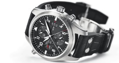 IWC Montre d'aviateur Double Chronographe