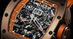 RICHARD MILLE RM 011 Titanium Brown