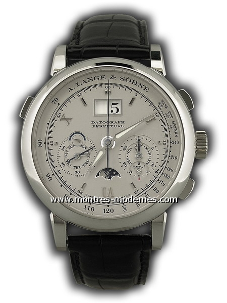 A.Lange & Sohne Chronograph Datograph Perpetuel - Image 1