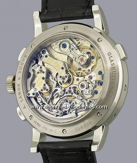 A.Lange & Sohne Chronograph Datograph Perpetuel - Image 2