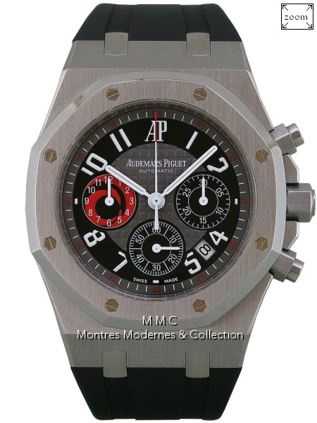 Audemars Piguet Royal Oak Chrono City of Sails réf.25979ST Limited Edition 1250ex. - Image 1