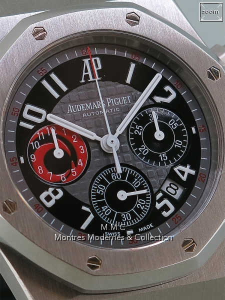 Audemars Piguet Royal Oak Chrono City of Sails réf.25979ST Limited Edition 1250ex. - Image 2