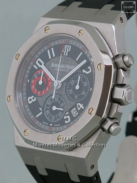 Audemars Piguet Royal Oak Chrono City of Sails réf.25979ST Limited Edition 1250ex. - Image 3