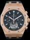 Audemars Piguet - Royal Oak  Jumbo Tourbillon Chronographe Image 1