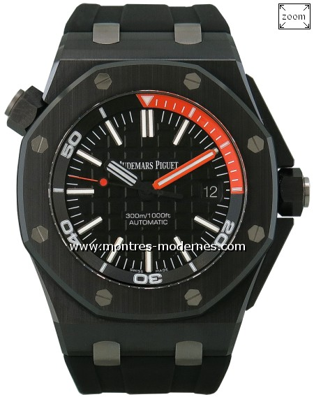 Audemars Piguet Royal Oak Offshore Diver Ceramic réf.15707CE - Image 1
