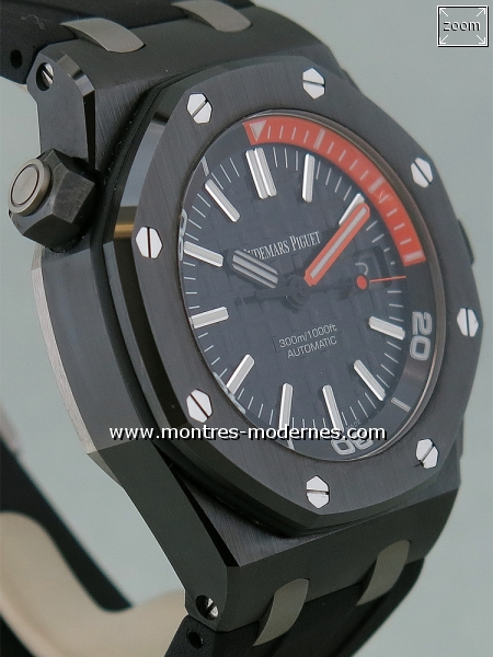Audemars Piguet Royal Oak Offshore Diver Ceramic réf.15707CE - Image 4