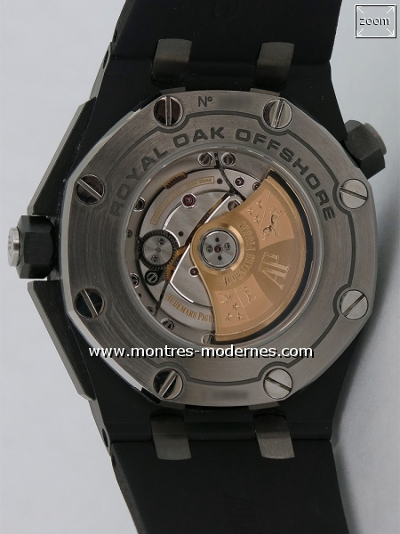 Audemars Piguet Royal Oak Offshore Diver Ceramic réf.15707CE - Image 5