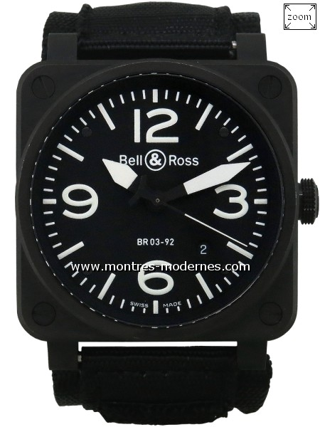 Bell&Ross BR 03-92 Carbon - Image 1