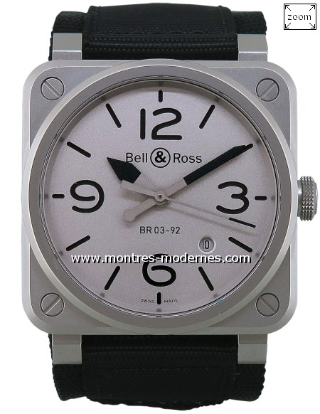 Bell&Ross BR 03-92 Horoblack Limited Edition 99ex. - Image 1