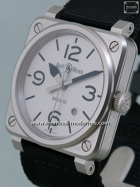 Bell&Ross BR 03-92 Horoblack Limited Edition 99ex. - Image 2