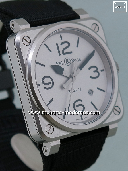 Bell&Ross BR 03-92 Horoblack Limited Edition 99ex. - Image 3