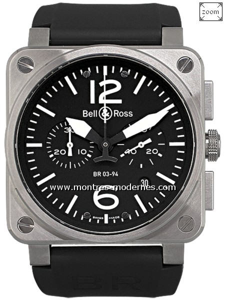 Bell&Ross BR 03-94 Chrono - Image 1
