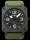 Bell&Ross - BR03-92 Military Type