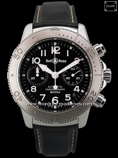 Bell&Ross Chrono Diver 300 Automatique - Image 1