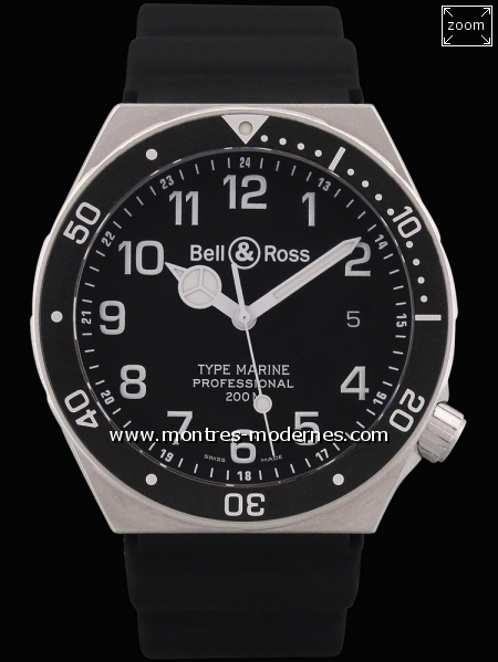 Bell&Ross Type Marine Professional 200m - Image 1