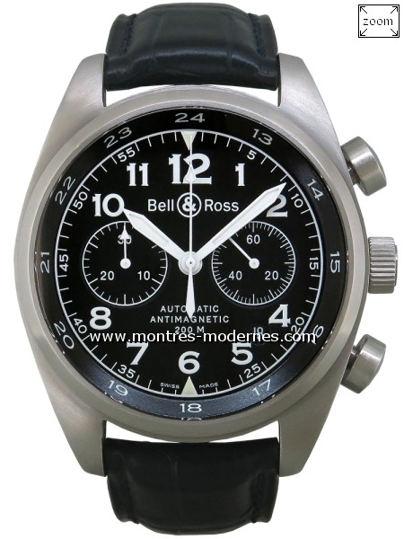 Bell&Ross Vintage 126 XL Chrono - Image 1