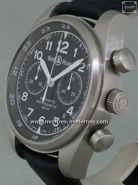 Bell&Ross Vintage 126 XL Chrono - Image 3