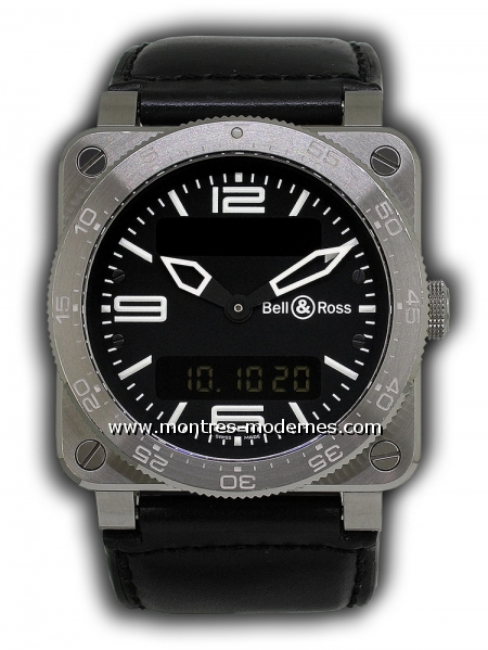 Bell&Ross BR 03 Type Aviation - Image 1