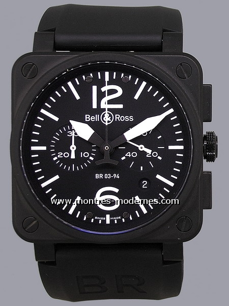 Bell&Ross BR03-94 Chronograph - Image 1