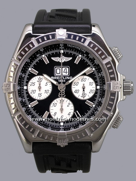 Breitling Chronomat Evolution Grand Guichet - Image 1