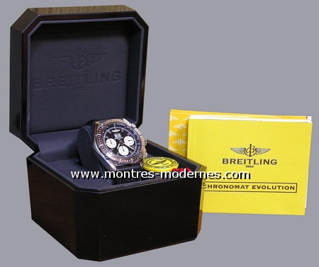 Breitling Chronomat Evolution Grand Guichet - Image 2
