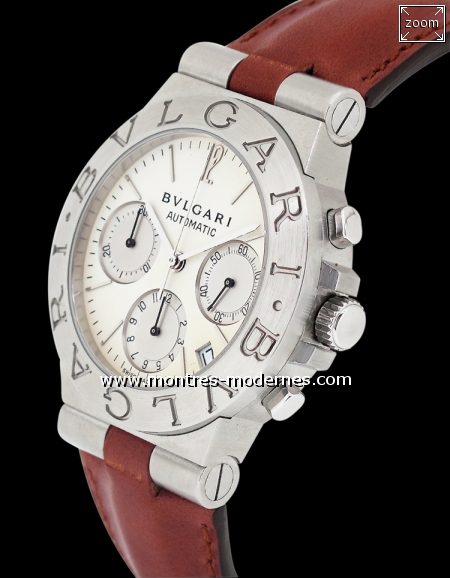 Bulgari Diagono Chrono - Image 2