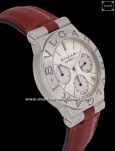 Bulgari Diagono Chrono - Image 3