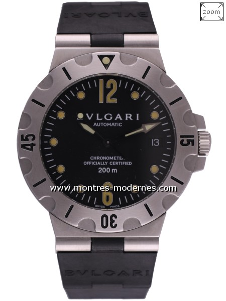 Bulgari Diagono Scuba Automatique - Image 1