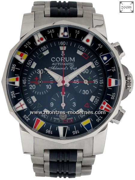 Corum Admiral's Cup Limited Edtion 999ex. - Image 1