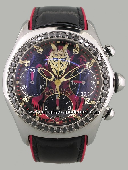 Corum Bubble Lucifer Chronographe - Image 1