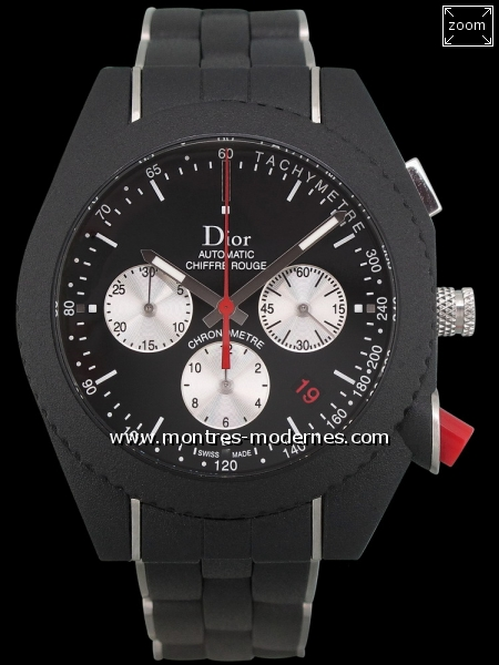 Dior Pilote Chiffre Rouge - Image 1