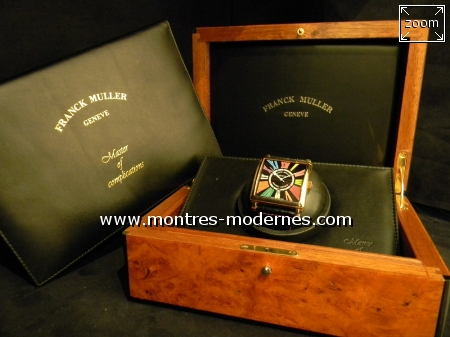 Franck Muller King Master Square Color Dreams - Image 2