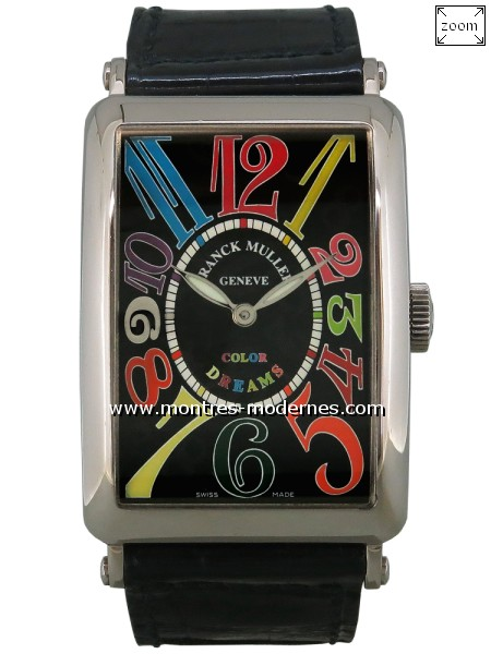 Franck Muller Long Island Color Dreams réf.1200 SC COL DRM - Image 1