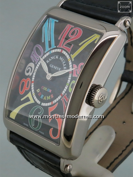 Franck Muller Long Island Color Dreams réf.1200 SC COL DRM - Image 2