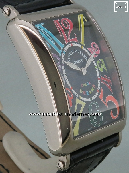 Franck Muller Long Island Color Dreams réf.1200 SC COL DRM - Image 3