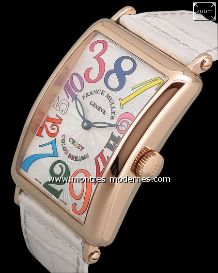Franck Muller Long Island Crazy Color Dreams - Image 2