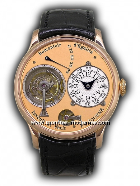 François Paul JOURNE Tourbillon Souverain - Image 1