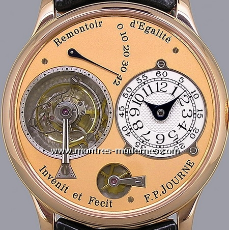 François Paul JOURNE Tourbillon Souverain - Image 2