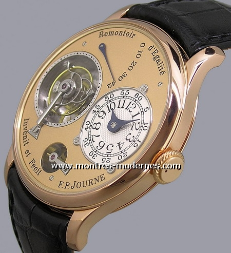 François Paul JOURNE Tourbillon Souverain - Image 3