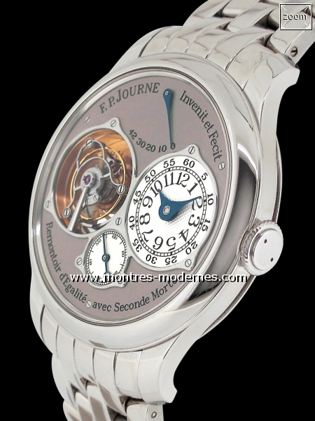 François Paul JOURNE Tourbillon Souverain Seconde Morte - Image 2