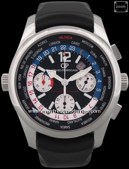 Girard Perregaux WWTC Oracle America's Cup réf.49800 750ex - Image 1