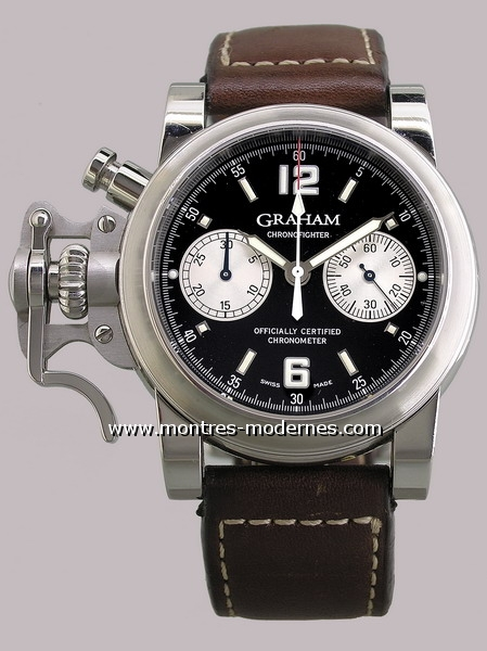 Graham Chronofighter - Image 1