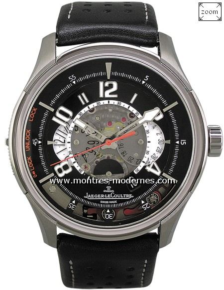 Jaeger-LeCoultre AMVOX2 Chronographe DBS 999ex. - Image 1