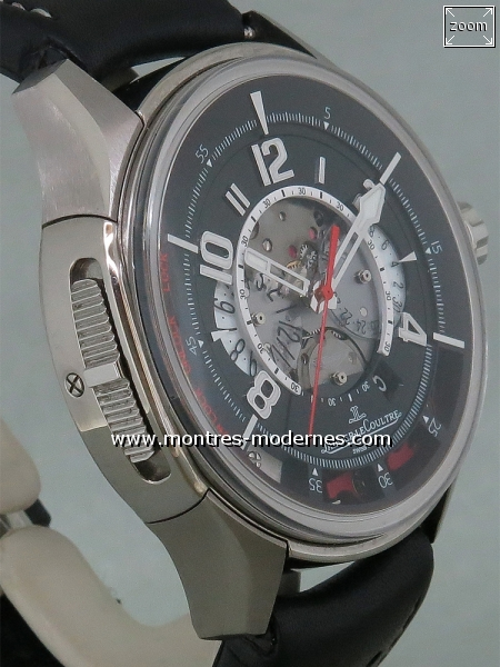 Jaeger-LeCoultre AMVOX2 Chronographe DBS 999ex. - Image 3
