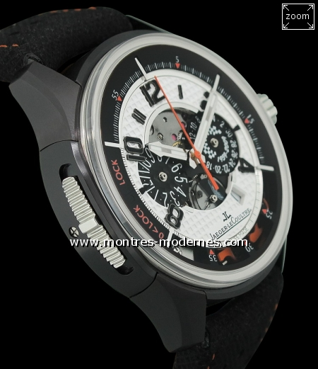 Jaeger-LeCoultre AMVOX2 Chronographe DBS Racing 24ex. - Image 3