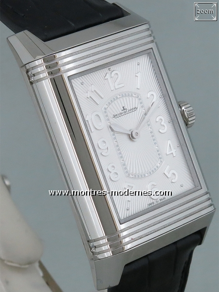 Jaeger-LeCoultre Grande Reverso Lady Ultra Thin Duetto Duo - Image 5