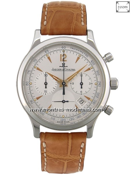 Jaeger-LeCoultre Master Control Chronographe - Image 1